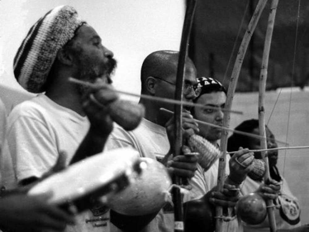 Music Is The Heart Of Capoeira